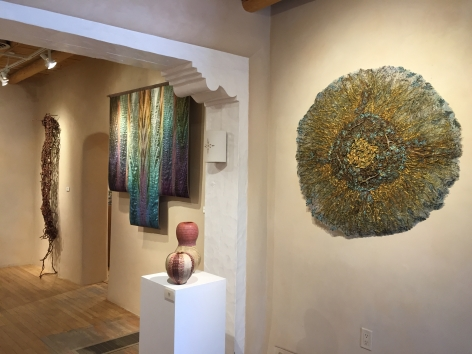 Tansey Contemporary to Participate in New Mexico's First Fiber Arts Crawl