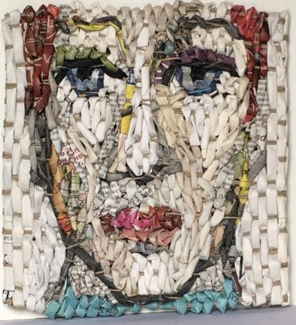 Female Head/Ritratto #4