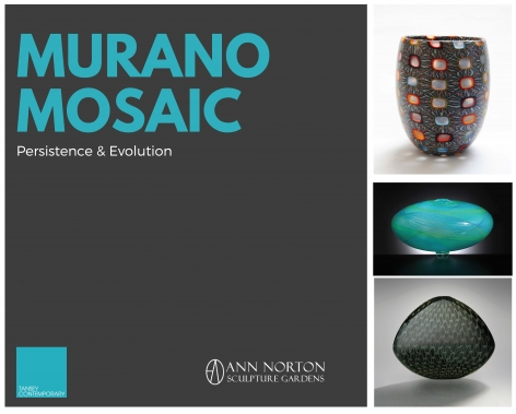 Murano Mosaics - Persistence and Evolution