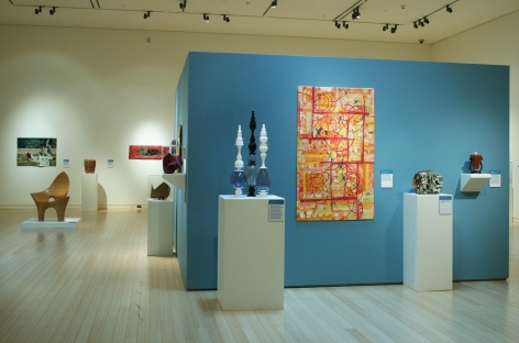 "Tanseys Juror ""36th Annual Contemporary Crafts"" at Mesa Arts Center"