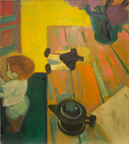 Pink Table 1954