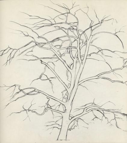 Catalog cover, 'Alfred Leslie,' Allan Frumkin Gallery, 1980.