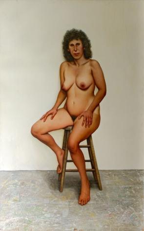 Portrait of Peg 1992
