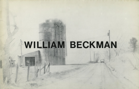 William Beckman: Landscape Pastels