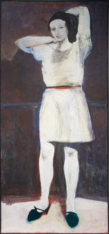 Girl with Arms Raised 1967