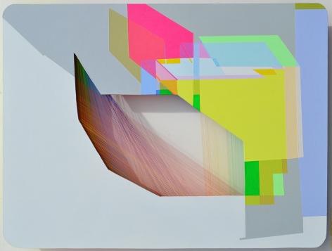 Light Threads (Set 2) #3 2017