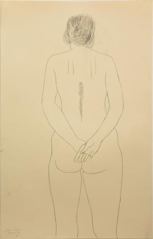 Joan Brown Figure #26