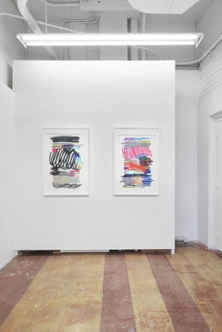 Johannah Herr, Redaction Order, 2019, Installation image, Geary