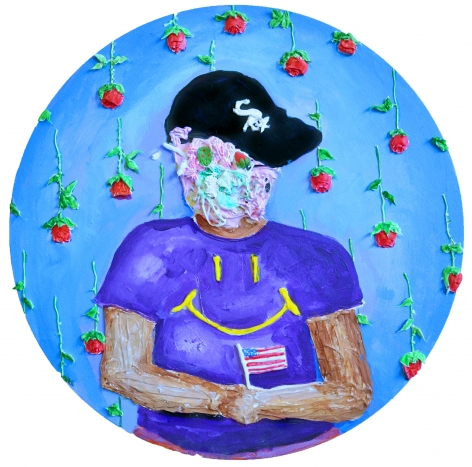 Yvette Mayorga, American Beauty 4, 2018