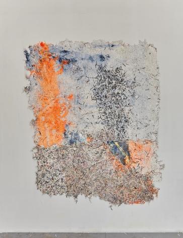 David Goodman, Untitled Shredded, 2014