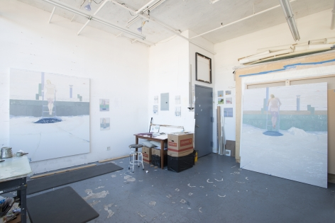 Michael Meehan studio image