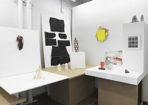 Installation view,Spielplatz, Geary Project Space, 2017