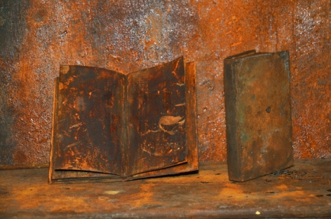 Rusted Books