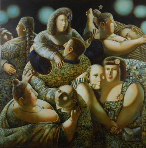 Anna Berezovskaya_Tango with Big Women