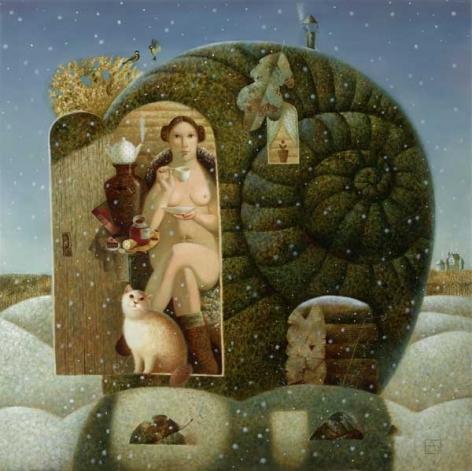 Anna Berezovskaya_Warm Evenings