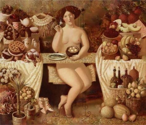 Anna Berezovskaya_Potatoes - Herring