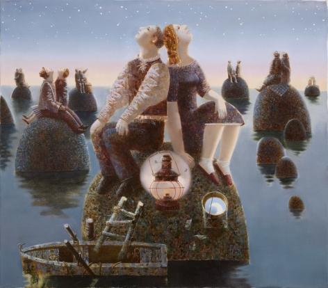 Anna Berezovskaya_Islands of Love