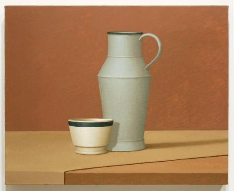 SENTINEL, 2009, Oil on canvas