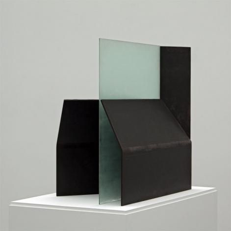 Christopher Wilmarth, Gift of the Bridge (Maquette), 1975