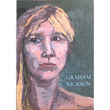 Graham Nickson 2019 Catalog