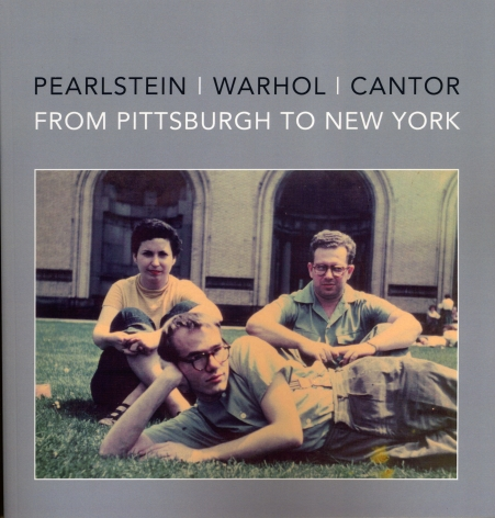 Pearlstein|Warhol|Cantor