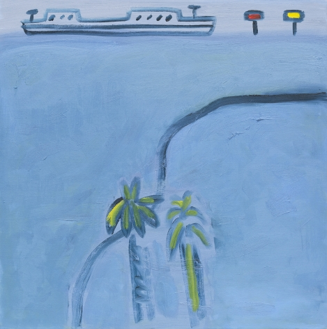 Image of Launch/Palm Trees, 2017