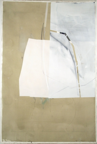 UNTITLED, 2007, Acrylic, ink, graphite on paper