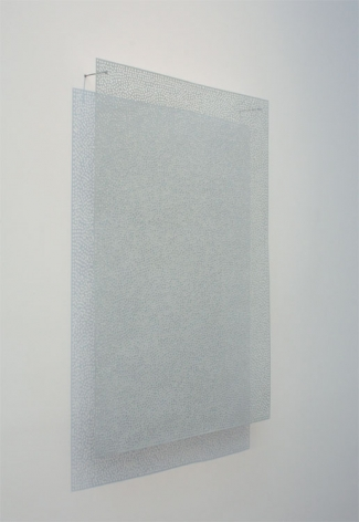 DIAPHAN 42, GRAY WHITE/ORANGE, WHITE, 2009