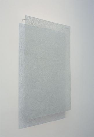 DIAPHAN 42, GRAY WHITE/ORANGE, WHITE, 2009