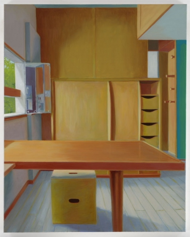 CABIN, 2007, Oil on canvas