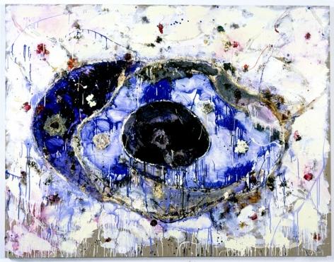 DREAMTIME FOR EAS, 2006, Acrylic, oil, paper-mache, cloth,