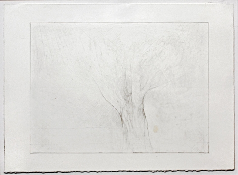 UNTITLED, 2007, Graphite on paper