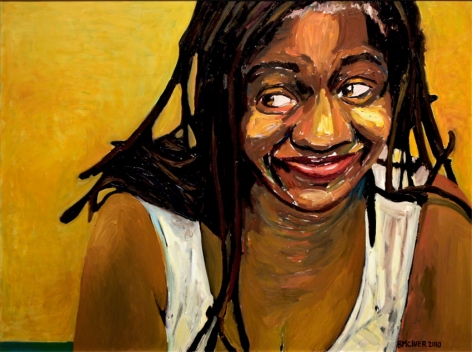 Happy Times, 2010, Oil on canvas