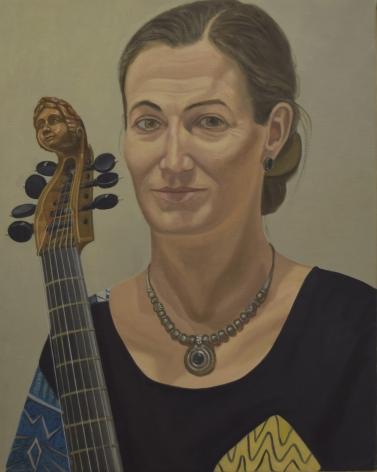Image of Portrait of Rosamund Morley Storr