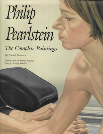 Image of Philip Pearlstein The Complete Paintings