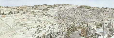 Image of Jerusalem, Kidron Valley