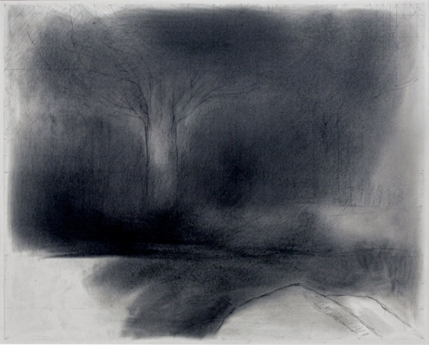 Untitled, 2002, Graphite on paper