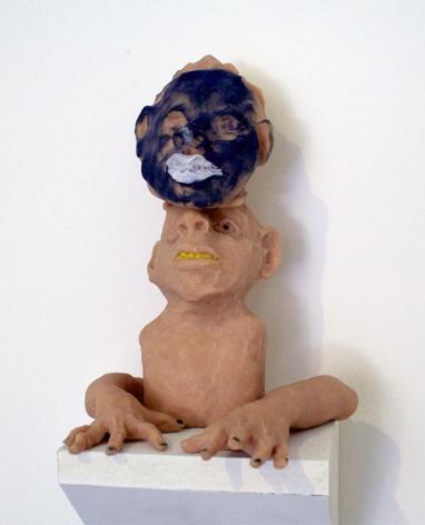 UNTITLED, 2006, Super Sculpey