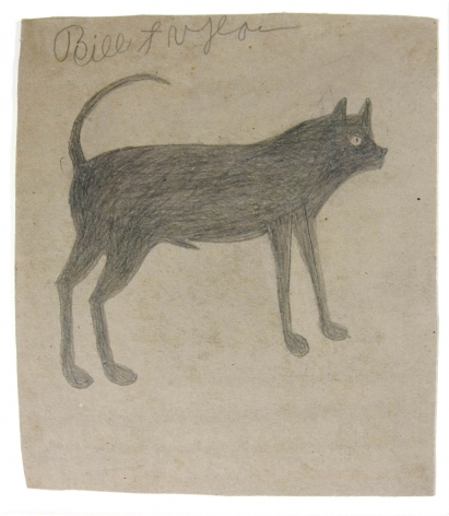 Image of Sickle-tail Dog, c.1939-1942