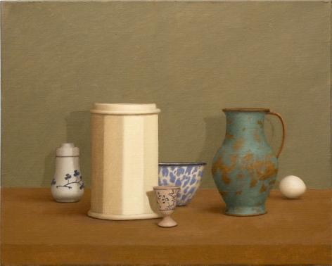 MOLINO, 2008-09, Oil on canvas