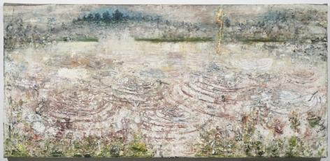 RIPPLES, 2000-2007, Oil on canvas