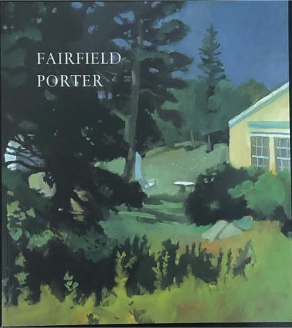 Image of Fairfield Porter catalogue