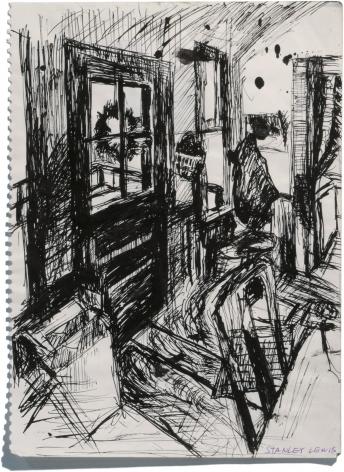 Interior, Kitchen, Christmas, c. 1995