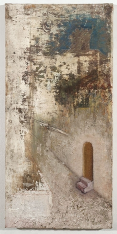 VIA PIAVE, 1997-2007, Oil on canvas
