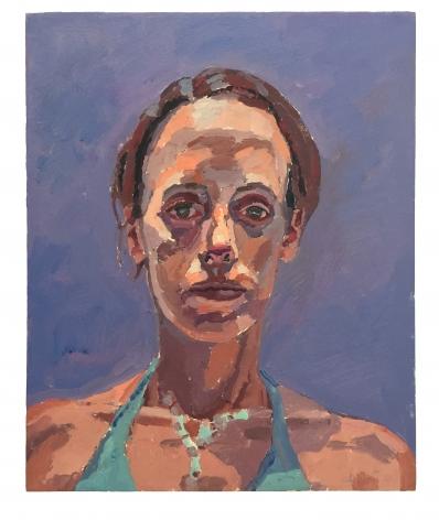 A.B, 2003, Oil on canvas