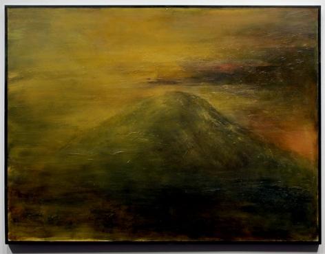ROUND TOP, 2008-09, Oil on linen