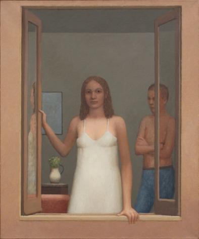 WINDOW, 2008, Oil on canvas