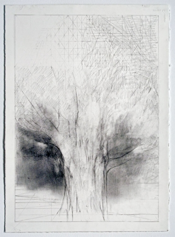Untitled, 2008, Pencil on paper