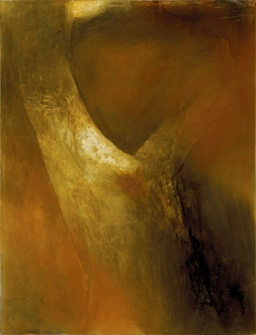 SYCAMORE, 2010, Oil on linen