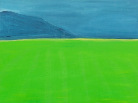 Image of Blue Mountain - Green Field